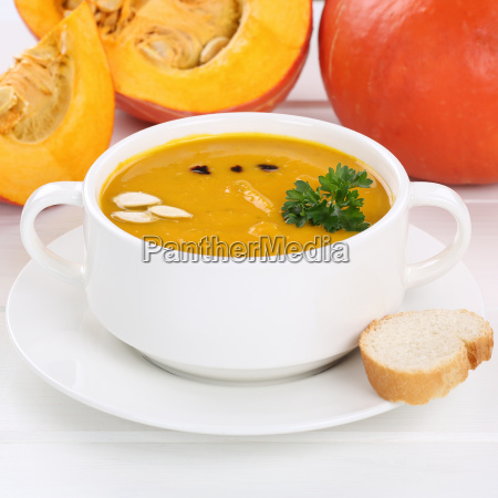 pumpkin soup pumpkin soup in soup