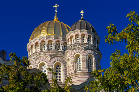 domes krippe der christuskirche riga lettland