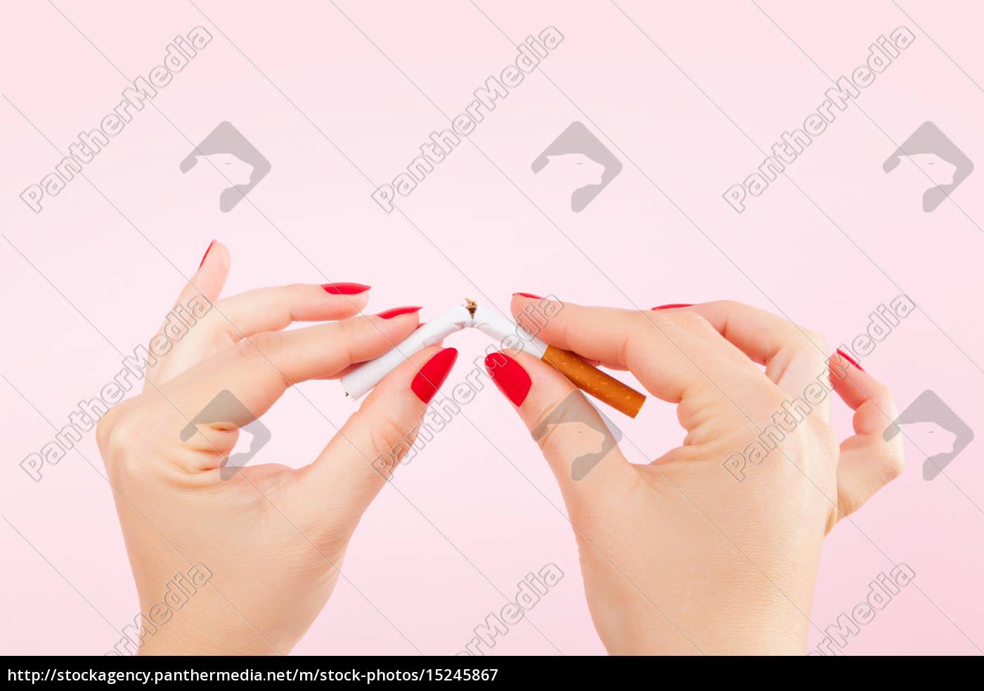 quit, smoking, resolution. - 15245867
