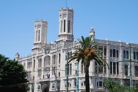 the city palazzo civico del comune