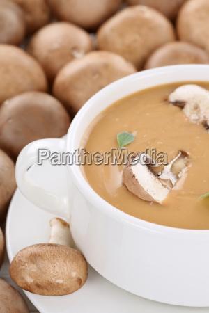 mushroom soup mushroom mushroom soup with