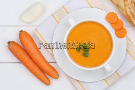 carrot soup carrot soup fresh carrots