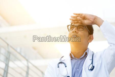 asian medical doctor