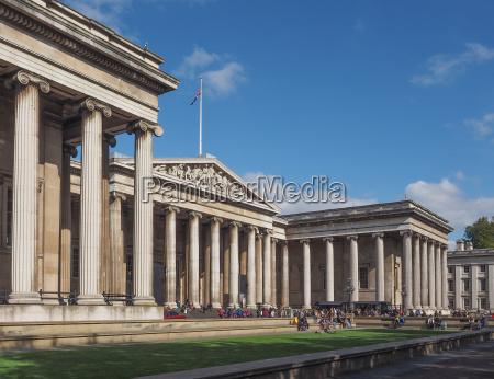 britisches museum in london