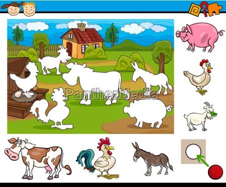 task for preschool children