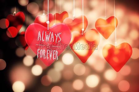romantisch valentinstag digital romanze liebhaben liebe