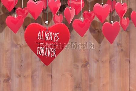 holz romantisch korn valentinstag digital planke