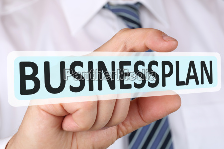 business plan konzept mit bisinessplan gruendung