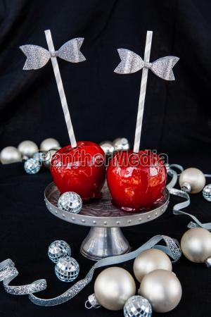 karamellisierte aepfel
