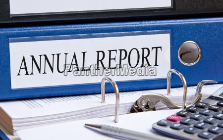 annual report geschaeftsbericht