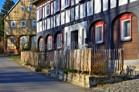 umgebindehaus half timbered house 08