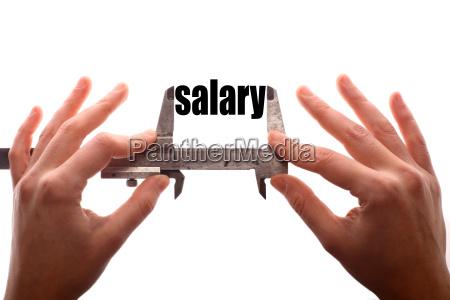 small salary