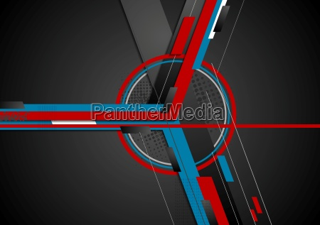 abstract flat technical background