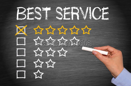 best service 5 sterne