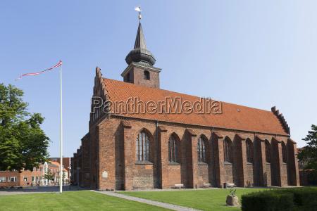 nykobing backsteinkirche