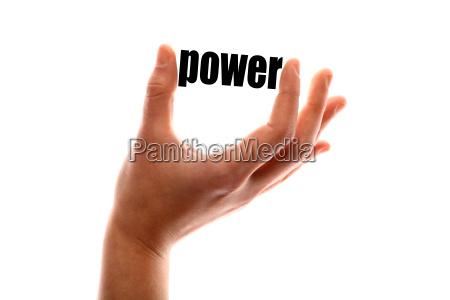 smaller power concept