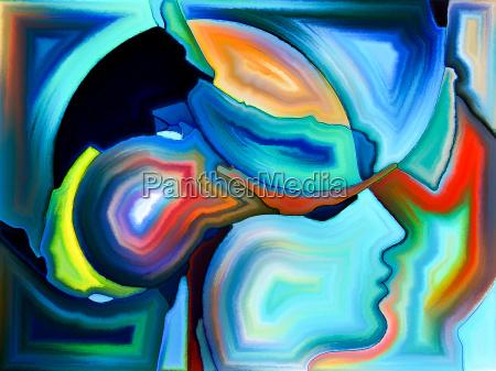 paradigm of sacred hues