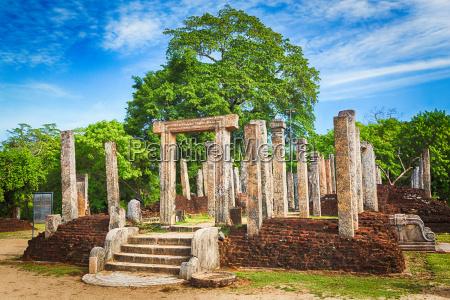 the polonnaruwa atadage