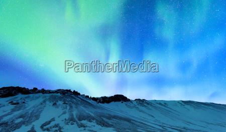 erstaunlich nordlicht