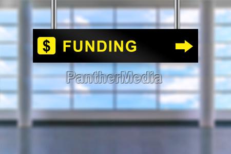 finanzierung flughafen zeichenbrett