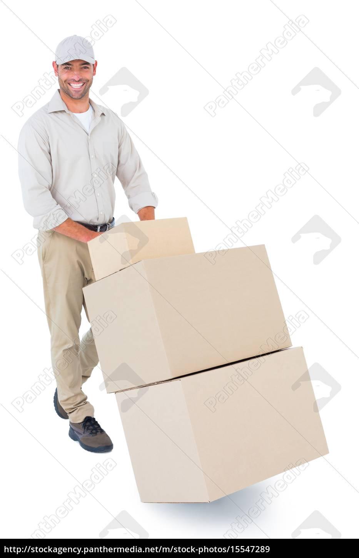 Kisten Schieben