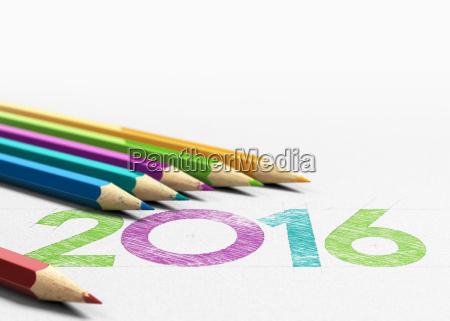year 2016 design