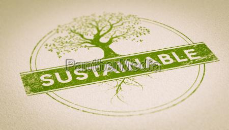 nachhaltige