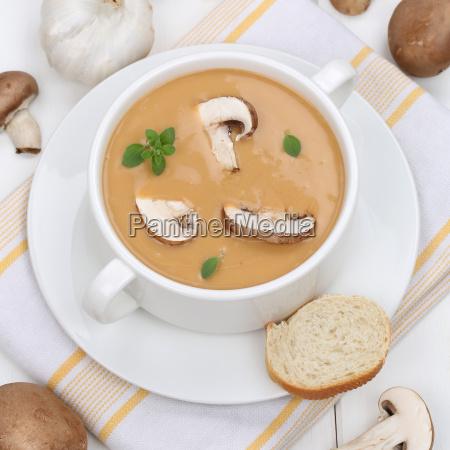 mushroom soup healthy diet mushroom mushroom