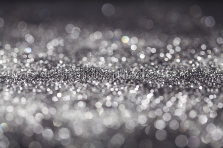 abstract silver holiday background