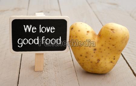 we love good food