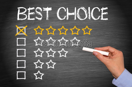 best choice fuenf sterne