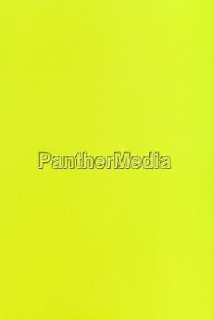 lemon yellow colored vertical sheet of