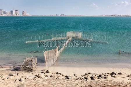 fishing nets in bahrain