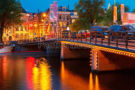 stadt holland niederlande amsterdam niederlaendisch hollaendisch