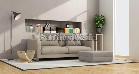cntemporary wohnzimmer