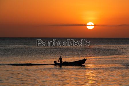 sonnenuntergang abendrot golden silhouette silhoutte schattenbild