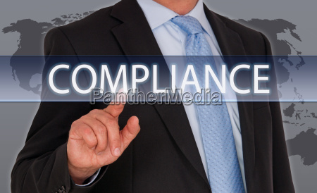 compliance manager mit touchscreen