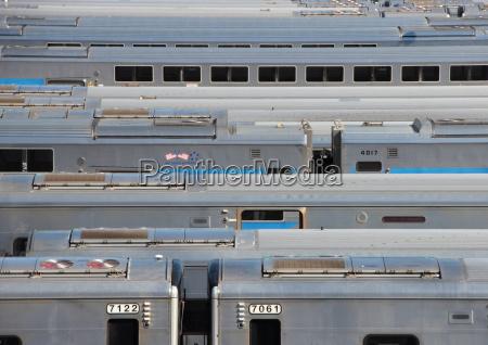 new york metro trains parkplatz im