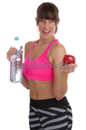 healthy eating diet fitness woman fit
