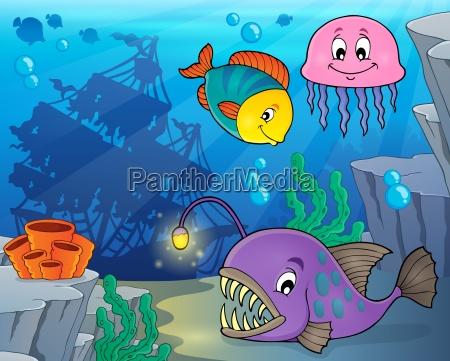 ocean fauna topic image 3