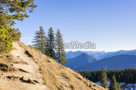 landscape bavaria alps