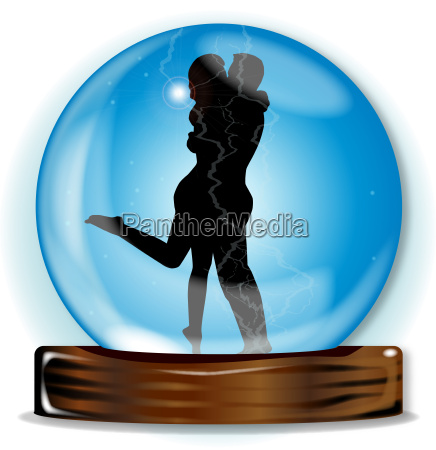 love in the crystal ball