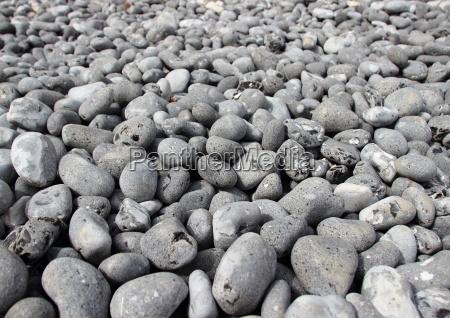 truemmer steine mit endlosem hintergrund