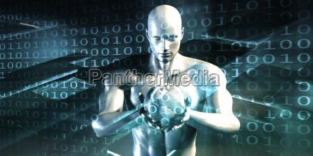 digitale netzwerktechnologie