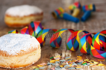 delicious donuts for mardi gras