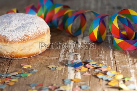 delicious donuts for mardi gras