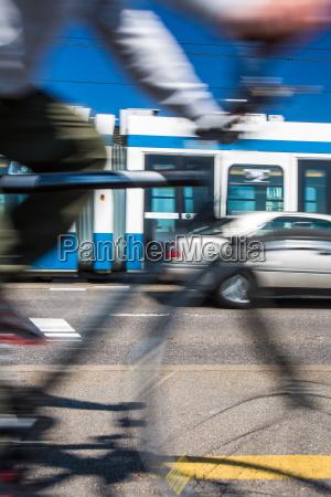 city transportation concept commuting methods