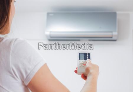 anpassung der klimaanlage