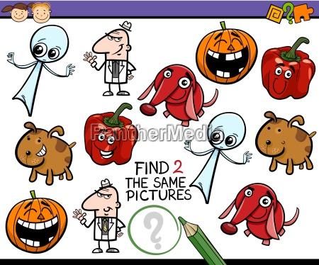 task for preschool kids