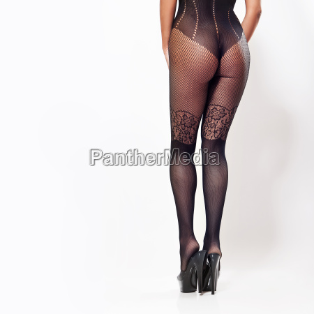 sexy girl butt and long legs